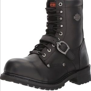 Harley Davidson Faded Glory Motorcycle Boots